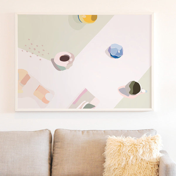 FLAT LAY I - Kimmy Hogan - Greenhouse Interiors - 1