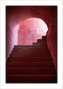 Pink Stairs - Armelle Habib - Greenhouse Interiors - 3
