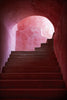 Pink Stairs - Armelle Habib - Greenhouse Interiors - 4
