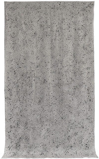 SPECKLED table cloth / throw - oatmeal
