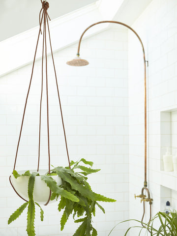 Unearthed Hanging Planter Dish - 420mm