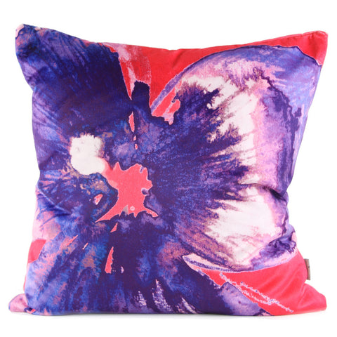 Nod to Andy - Amethyst Magenta Cushion