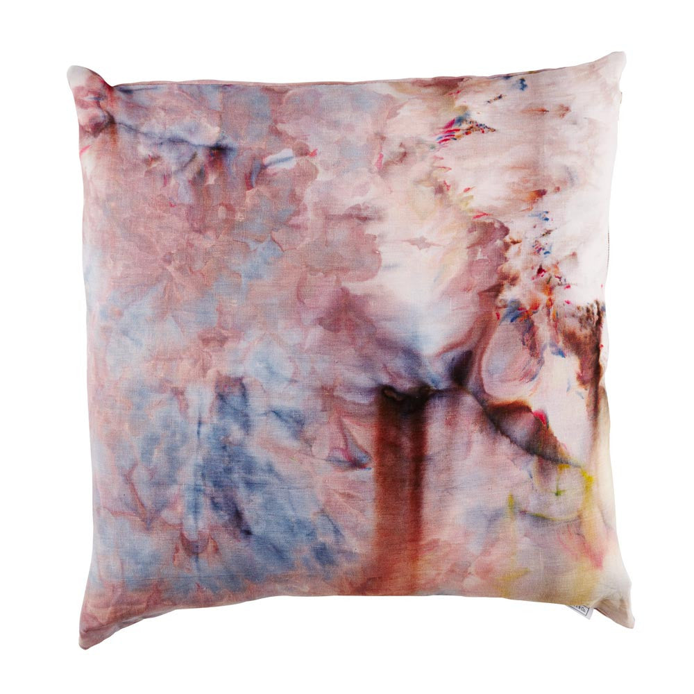 Arani Plum Cushion