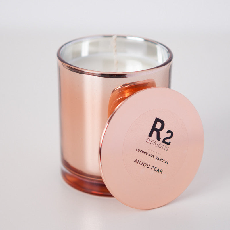 Copper Candle - Anjou Pear