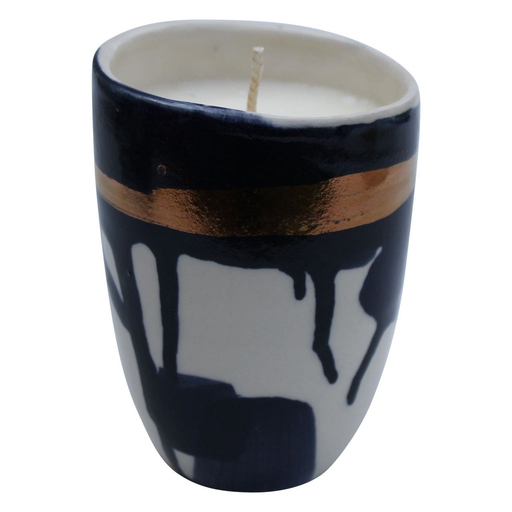 Paint Run Candle