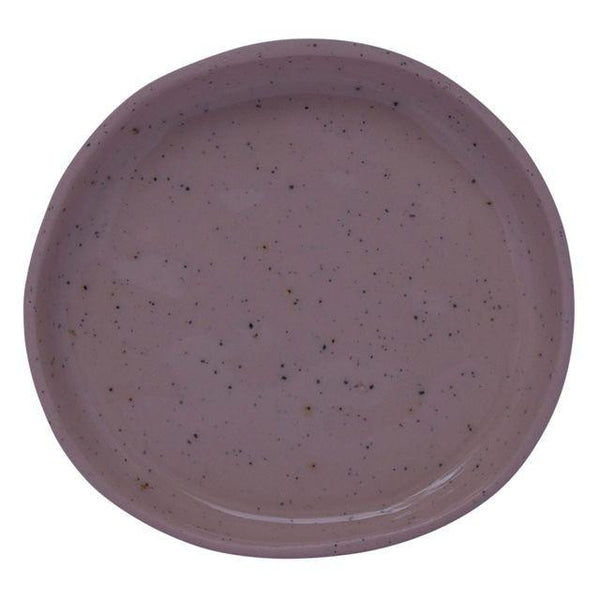 Blush herbal saucer - one size