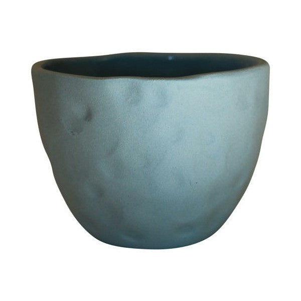 Aqua pinch bowl - Karen Morton - Greenhouse Interiors