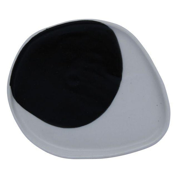 White drop dish - one size