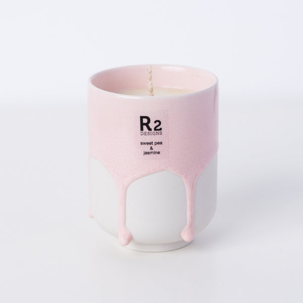 Scandi Melting Mug - Sweet Pea & Jasmine
