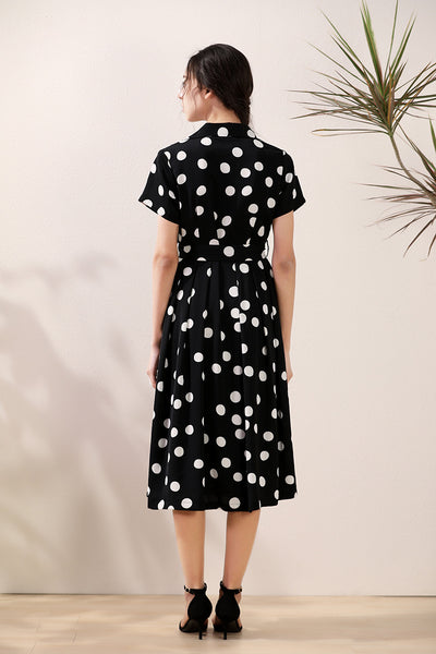 Danina's Polka Dress