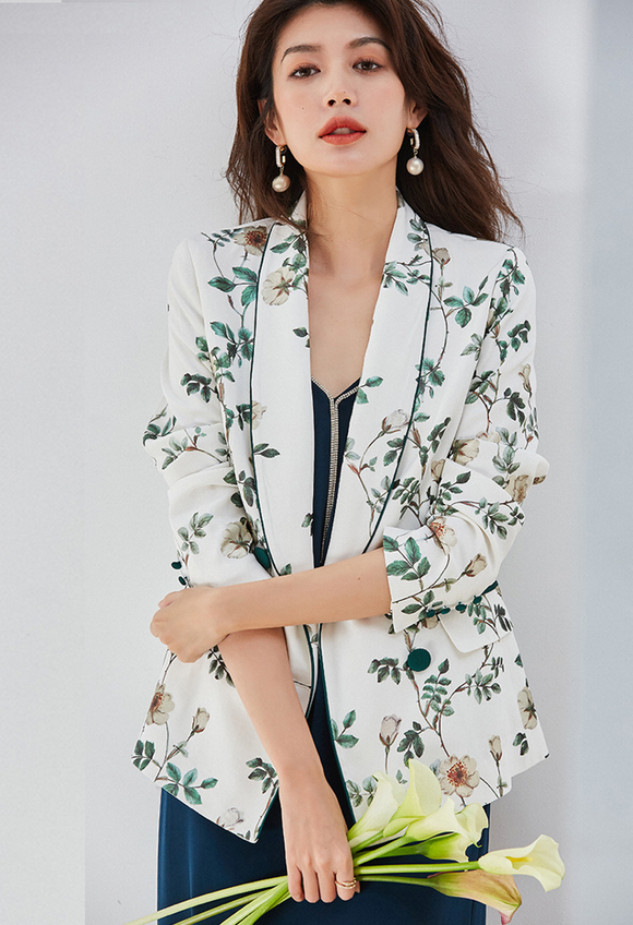 Sabrina Tropical Jacket