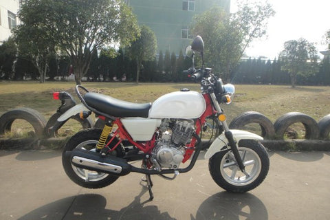 250cc Street Bike (Cyclone) Suitable for short to full sized folks. $2,499