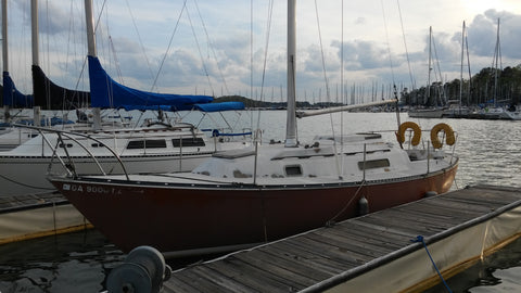 Sailboat 30' C&C $22,000.00
