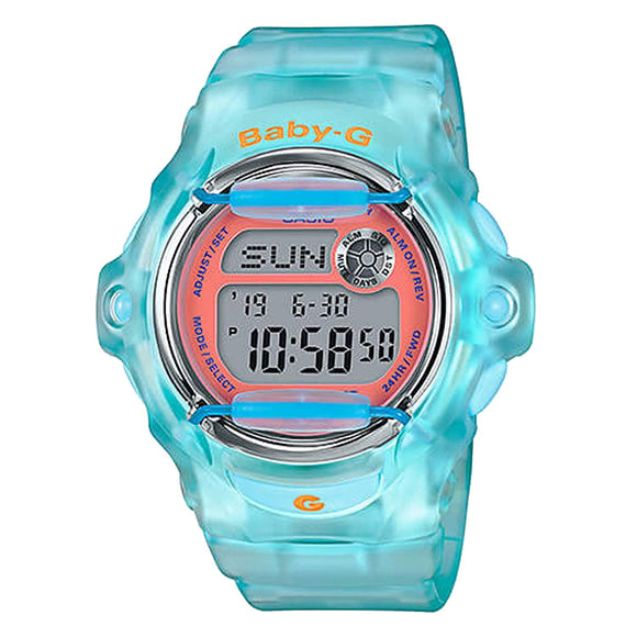 Casio Baby-G Frosted Pale Blue