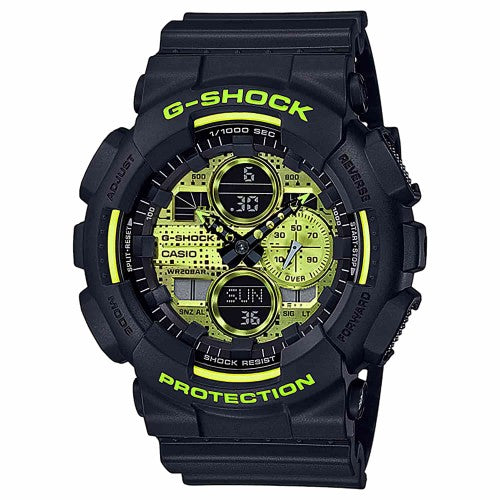 Casio G-Shock Camo Metallic Dial Duo