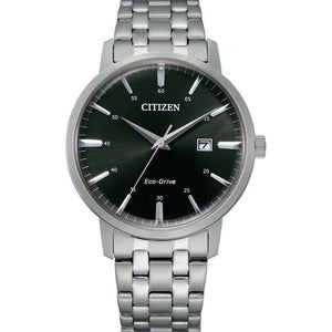 Citizen Eco-Drive Gents Stainless Steel Watch