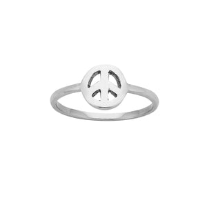 Karen Walker Mini Peace Ring