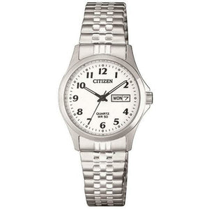 Citizen Ladies Stainless Steel Expandy Strap