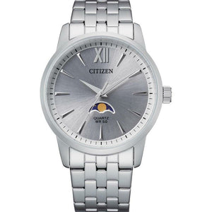 Citizen Gents Stainless Steel Moonphase Watch