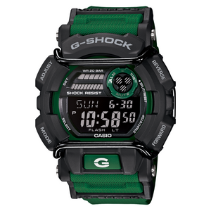 Casio G-Shock Forest Green with Black