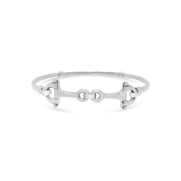 Adults Snaffle Bit Bangle