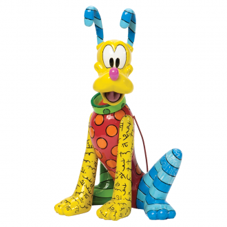 Disney By Britto Large Pluto Figurine