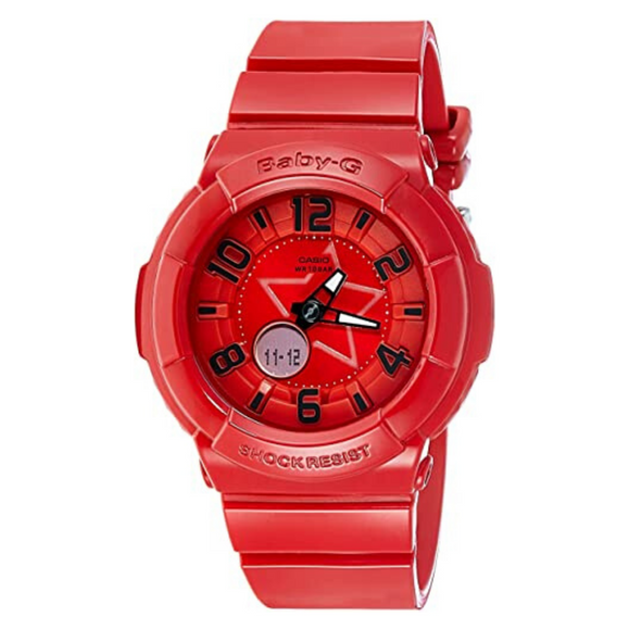 Casio Baby-G Red Duo