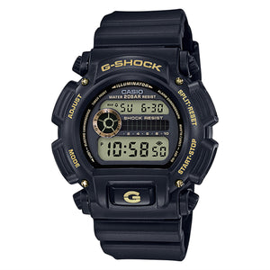Casio G-Shock Black With Gold Accents