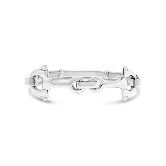 Heavyweight Snaffle Bangle