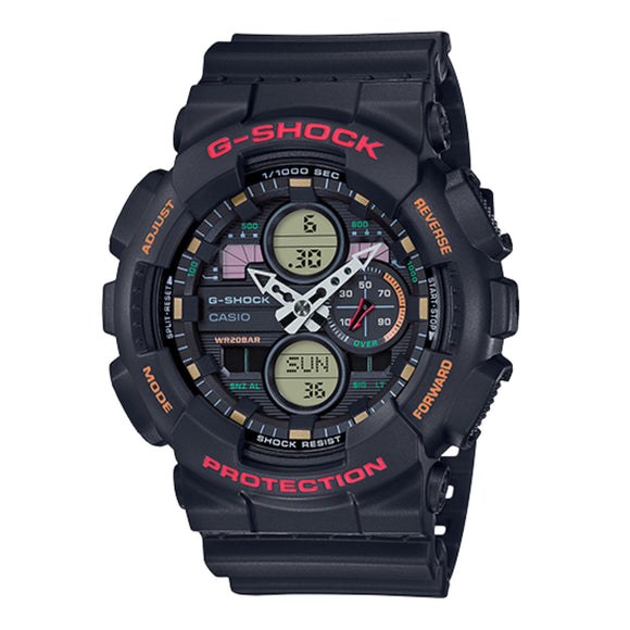Casio G-Shock Black Duo