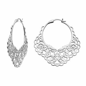 Karen Walker Filigree Hoops