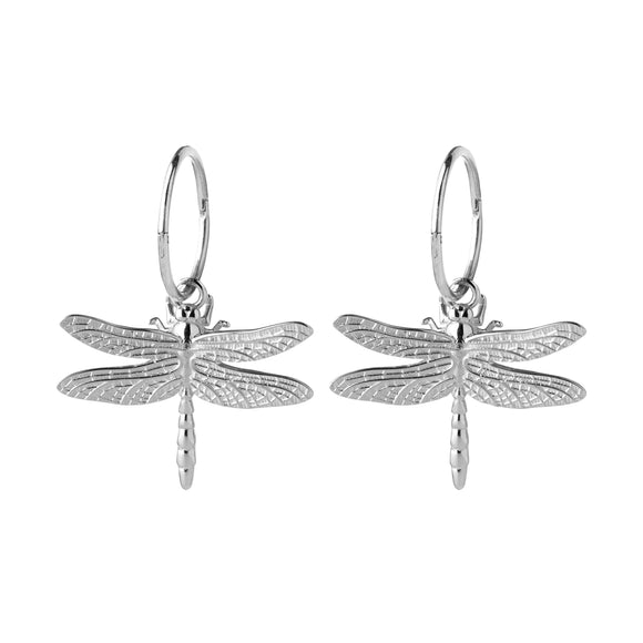 Karen Walker Dragonfly Sleepers Silver