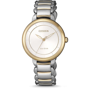 Citizen Ladies Two-Tone Eco-Drive