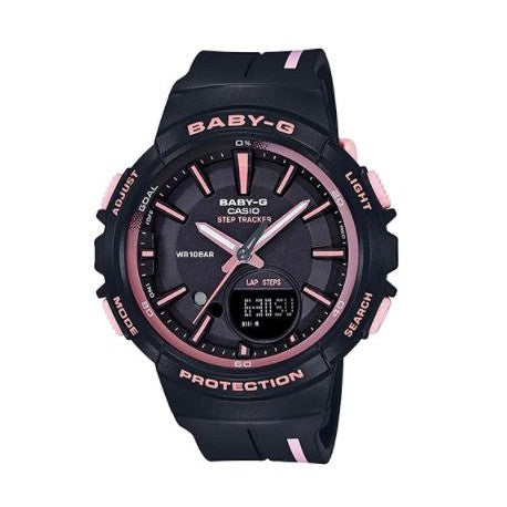 Casio Baby-G Running Series Black
