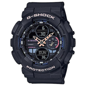 G-Shock Womens Black Duo Sports