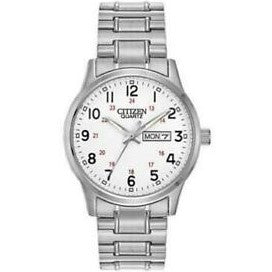 Citizen Quartz Gents Stainless Steel Watch