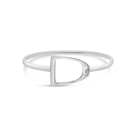 Adults Stirrup Clip Bangle
