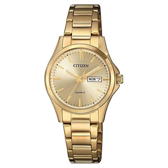 Citizen Ladies Gold Watch