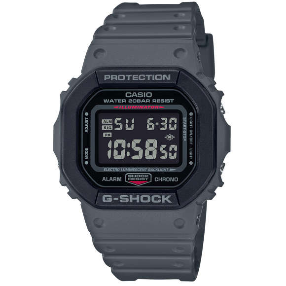 Casio G-Shock Square Face Digital