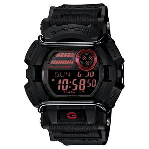 Casio G-Shock Black With Red Accents