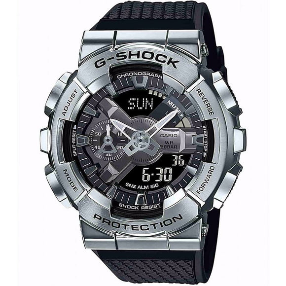 Casio G-Shock Steel Bezel Duo