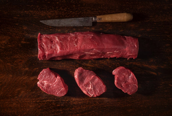 Handpicked 55 Day Aged Beef Fillet