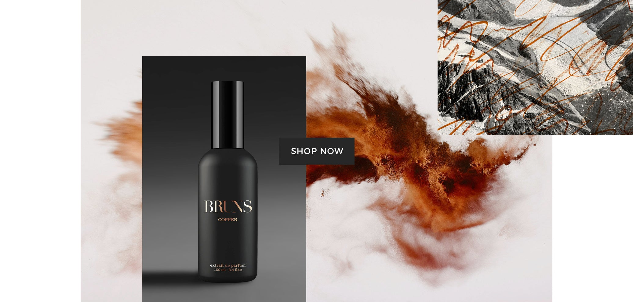 Bruns Fragrances, shop online. 100% natural perfumes.