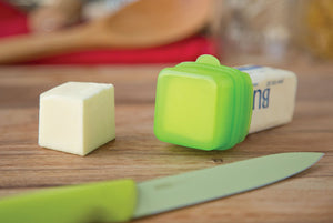 Healthy Measures Silicone Butter Portion Control Measuring Cover - Handy Housewares
