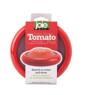 Joie Fresh Stretch Tomato Pod Silicone Stretch Cover Food Saver