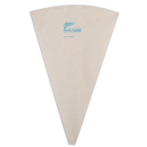 Ateco Reusable Plastic Coated Cloth Pastry Decorating Bag