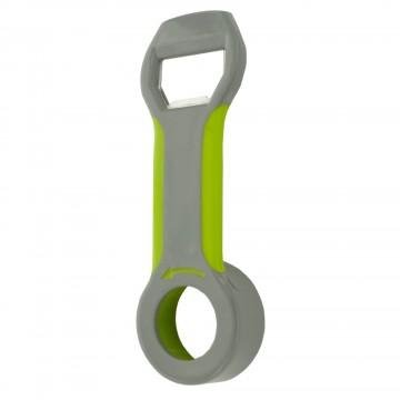 4-in-1 Bottle Opener - Easily Opens Twist Caps, Canning Lids, Bottle Caps and Pull Tabs