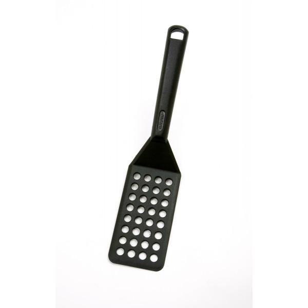 "Norpro 10"" My Favorite Beveled Heat Resistant Nylon Turner Spatula w/ Holes"