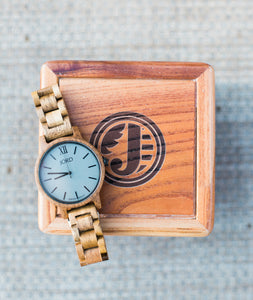JORD Wood Watches + Giveaway