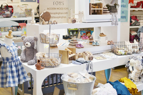 Pop-Up Shop at Baby Cubby